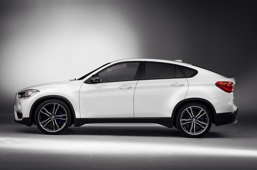 В BMW дали зеленый свет новому SUV X2