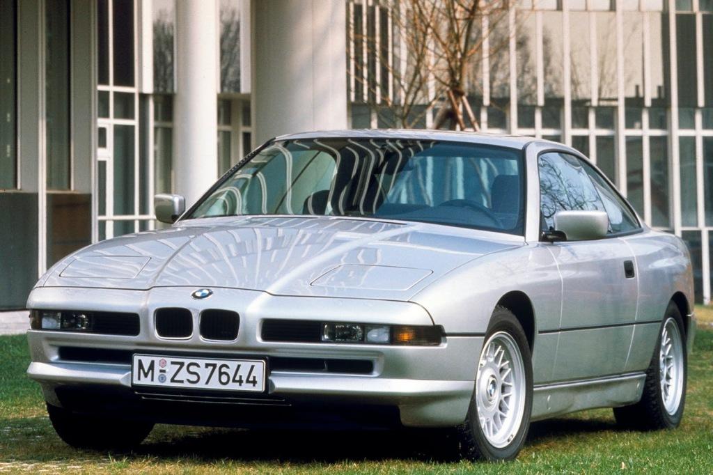 Какой видел E34 дизайнер BMW Ercole Espada