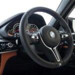 Фото интерьера нового BMW X6 M 2015
