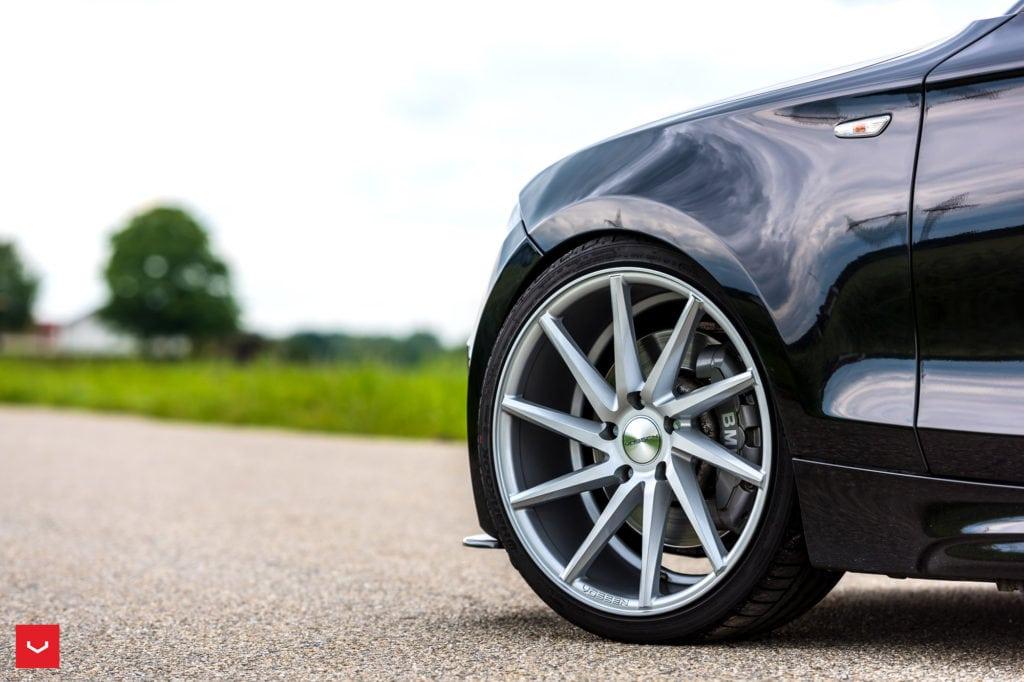 BMW 1 Series Купе на дисках Vossen CVT