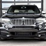 Немецкая тюнинговая компания Hamann и фирма Automobile DS & Auto Werke преобразили BMW X5 F15, создав штучную версию X5 M50d.