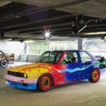 BMW Art Cars исполняется 40 лет