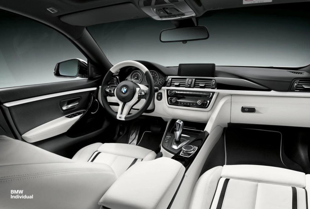 BMW 4 Серии Gran Coupe от BMW Individual