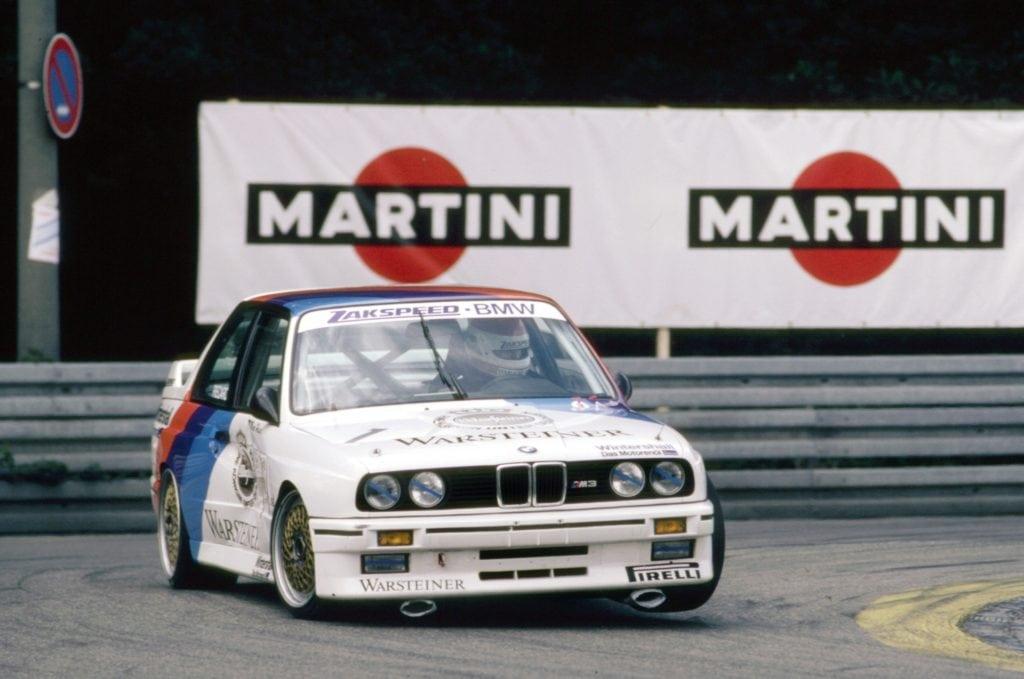DTM 1987, BMW M3 German Touring Car Championship, Juni 1987