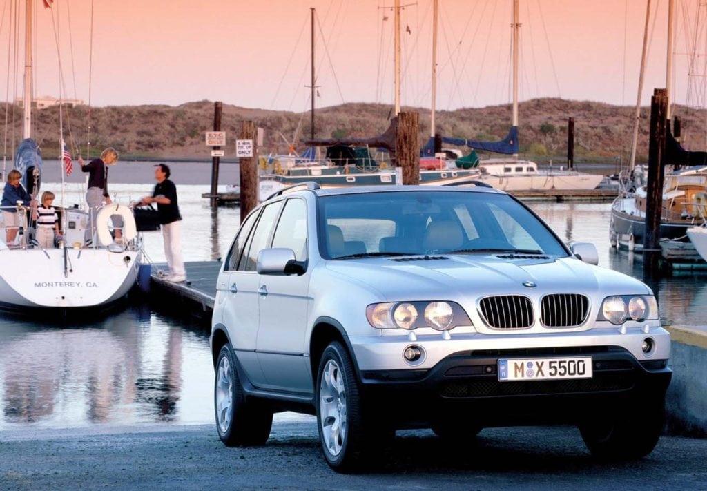 BMW X5 в кузове E53 4.4i