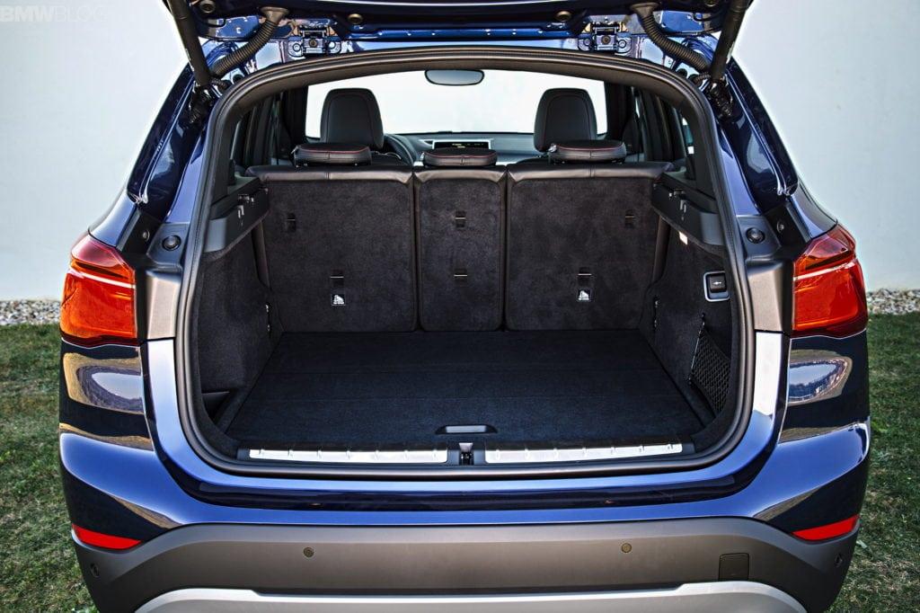 Новый 2016 BMW X1 M SportPackage