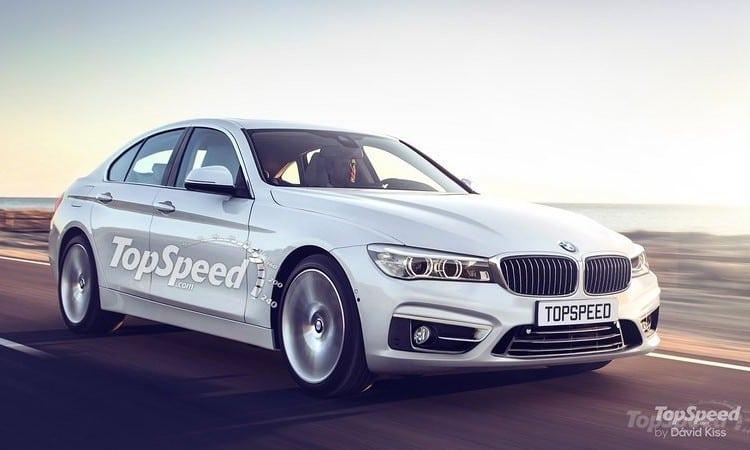 Визуализация нового BMW 5 серии G30 2017