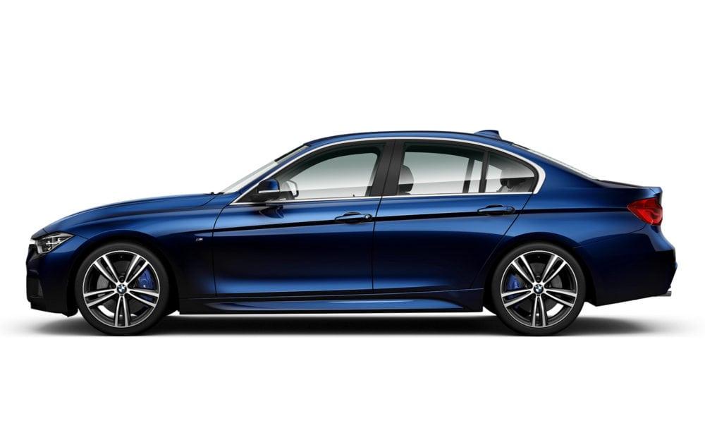 Юбилейное издание BMW 340i специально для Японии - 40th Anniversary Edition