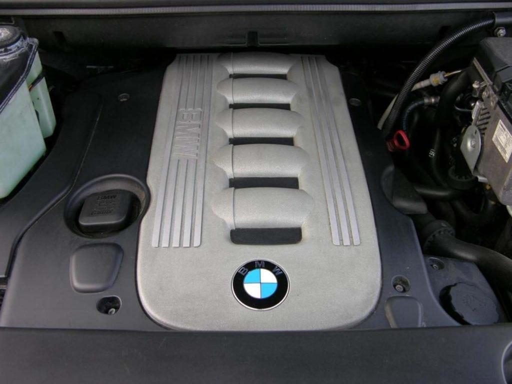 Двигатель BMW M57 с X5 3.0d Facelift E53