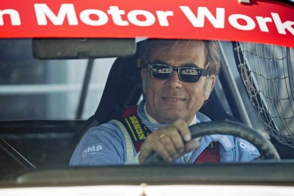 BMW NA CEO Ludwig Willisch за рулем 1975 No. 25 3.0 CSL IMSA на Rolex Monterey Motorsport Reunion 2015