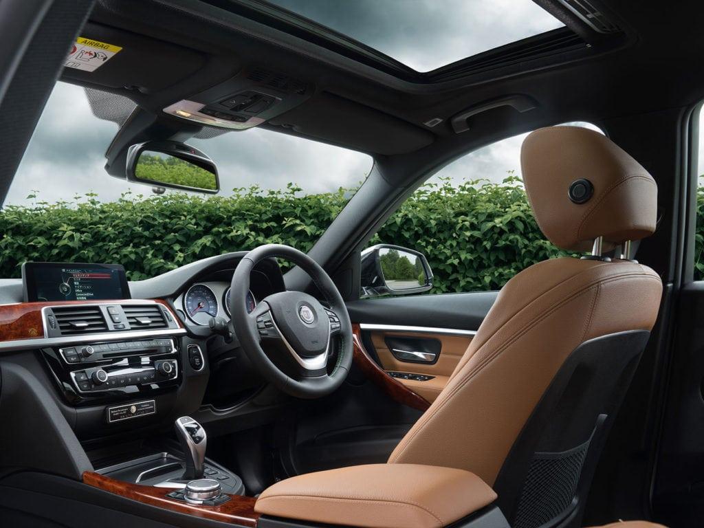 Мировая премьера: обновленная Alpina D3 Bi-Turbo 2016