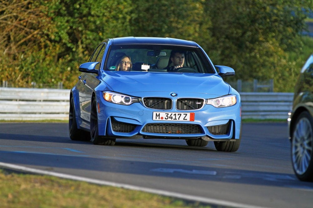 Тур по Европе стал бонусом за покупку BMW M