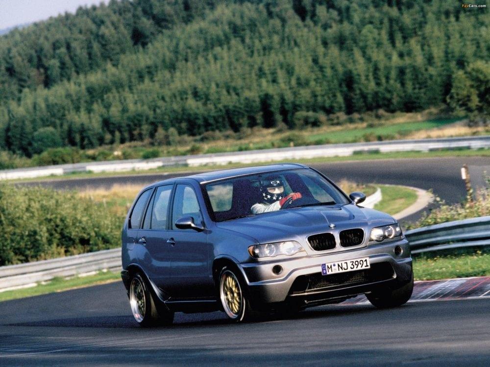 BMW X5 E53 LeMans Concept