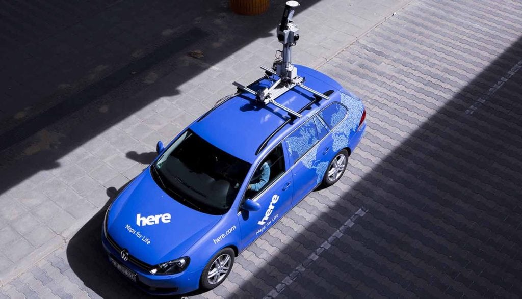 BMW, Audi и Daimler договорились приобрести Nokia HERE