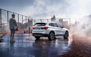 Новый BMW X1 2015 F48 обои 1920x1200