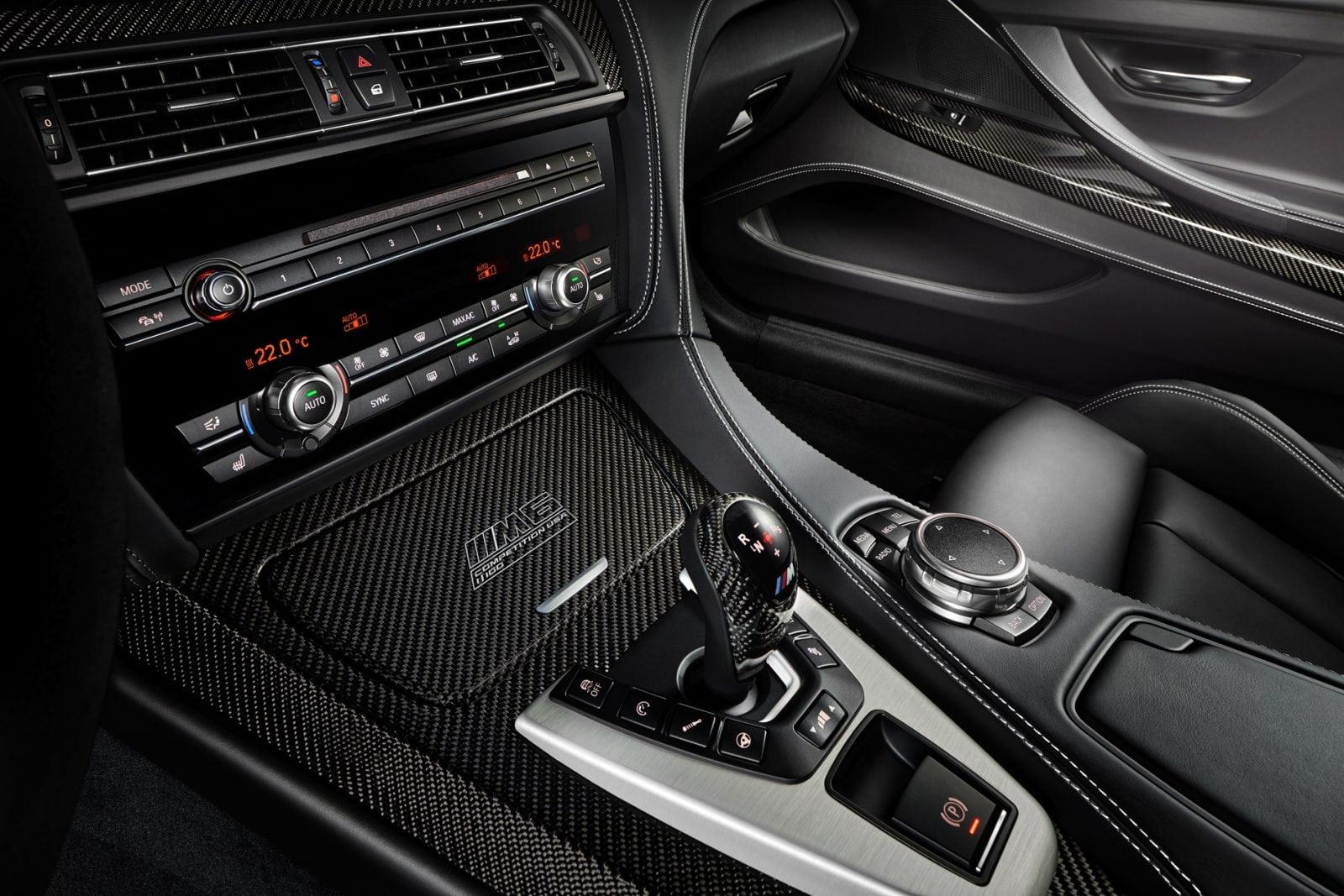 Официальные фото BMW M6 2016 Competition Edition