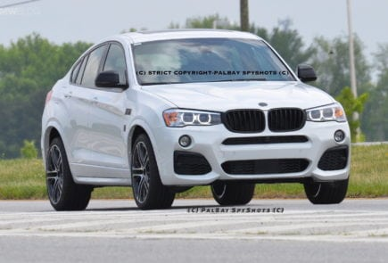BMW X4 M40i 2015 Real Life Photos