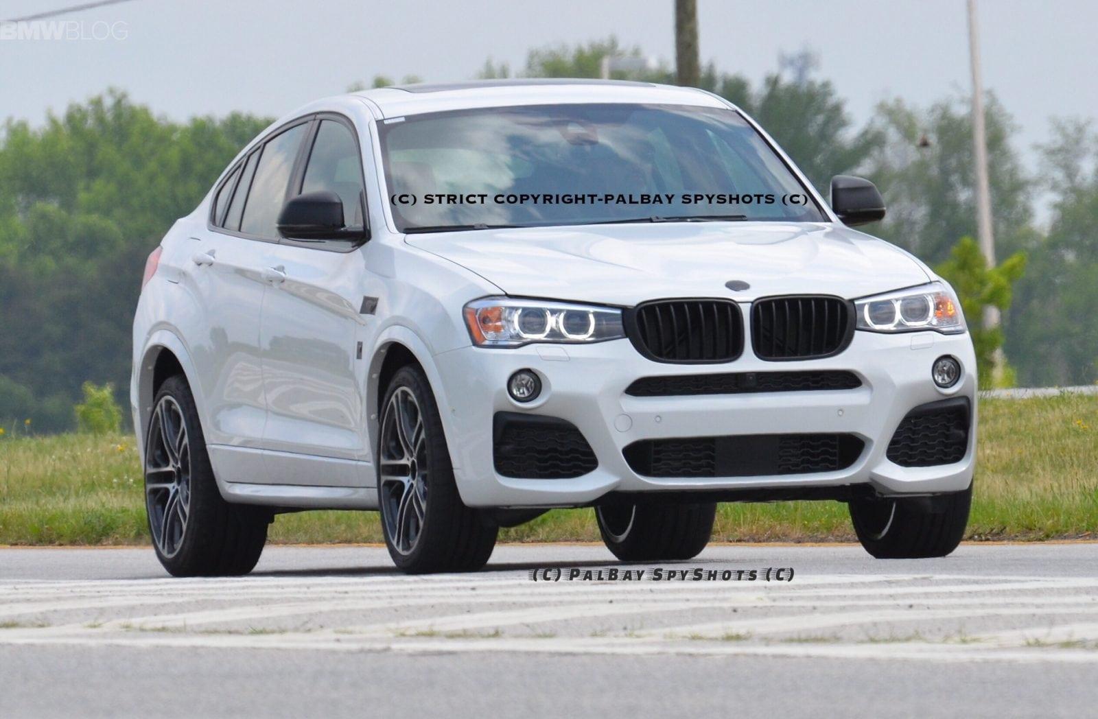 BMW X4 M40i 2015 Real Life Photos