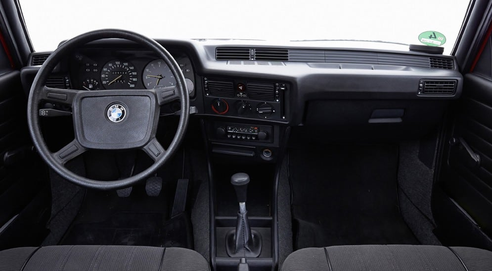BMW 3 серии в кузове E21
