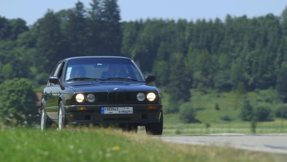 Путешествие длиной в 3 300 километров на BMW 3 Серии E30