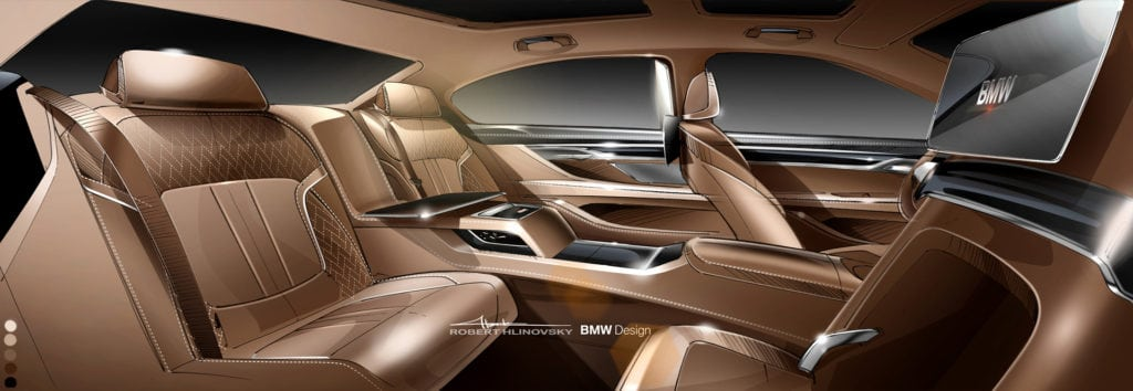 Тест-драйв нового BMW 7 серии G11 от Motor.ru
