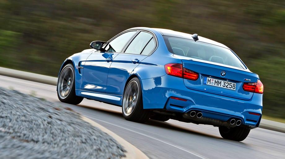 Тест-драйв BMW M3 и BMW M4 от журнала Драйв
