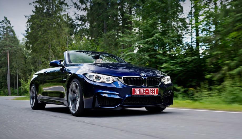 Тест-драйв BMW M4 от журнала Драйв