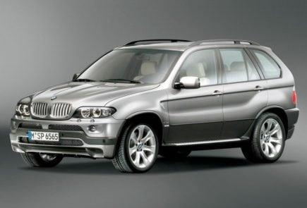BMW X5 E53 4.8is