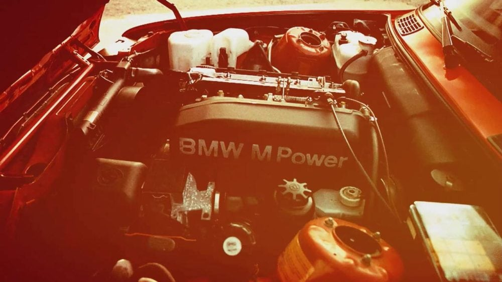 BMW M3 E30 from United States