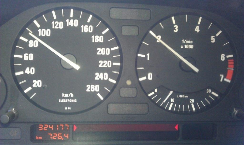 Отстройка мотора или как мы сдвигали зажигание на BMW M30