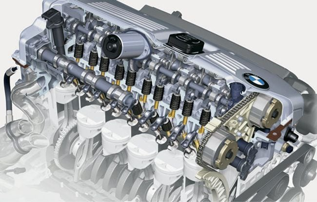 Двигатель BMW N52