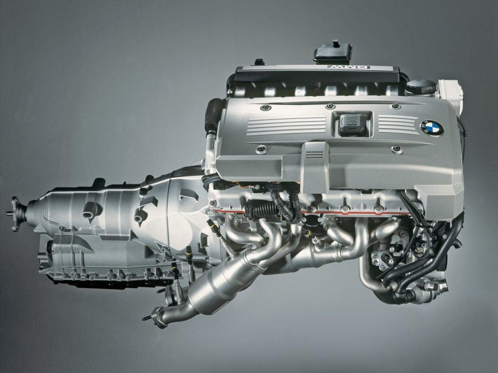 Двигатель BMW N52B30 мощностью в 286 л.с.