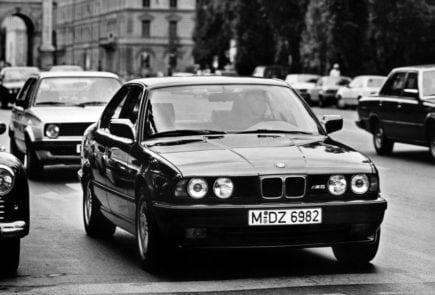Как правильно выбрать и купить BMW 5 series E34 с пробегом: легенды не умирают