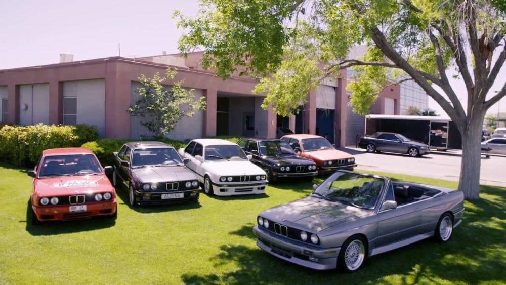 Vintage BMW cars restorer from USA, Las Vegas