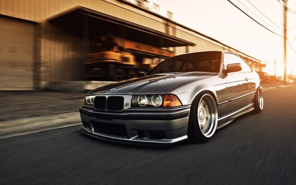 История 3 серии BMW в кузове E36 - перевод [BMIRussian]