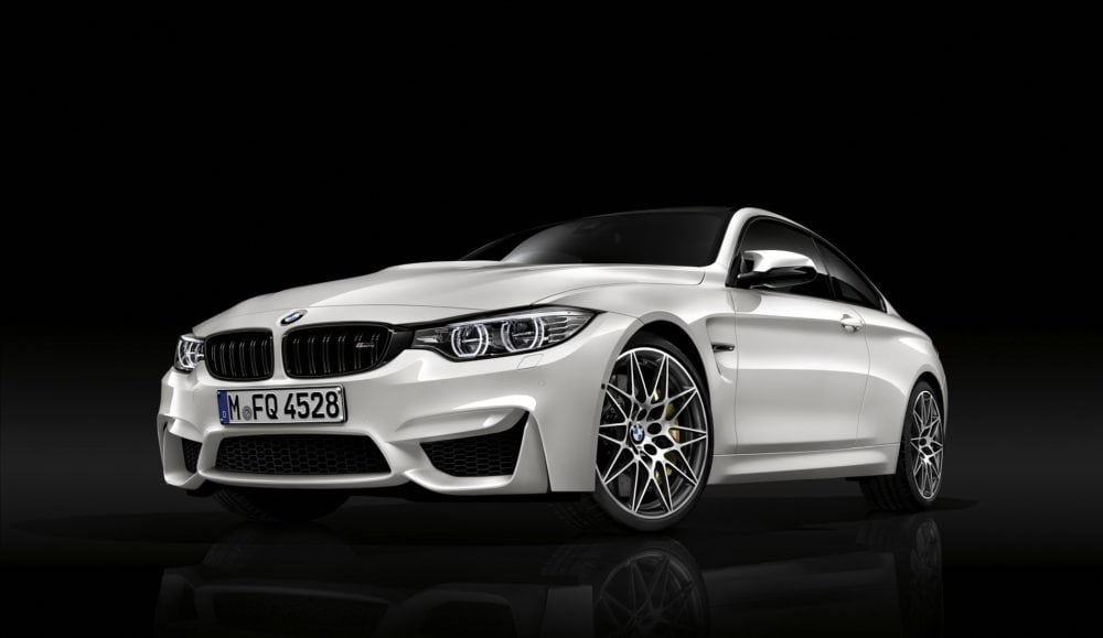 BMW показали Competition Pakage для M3 и M4