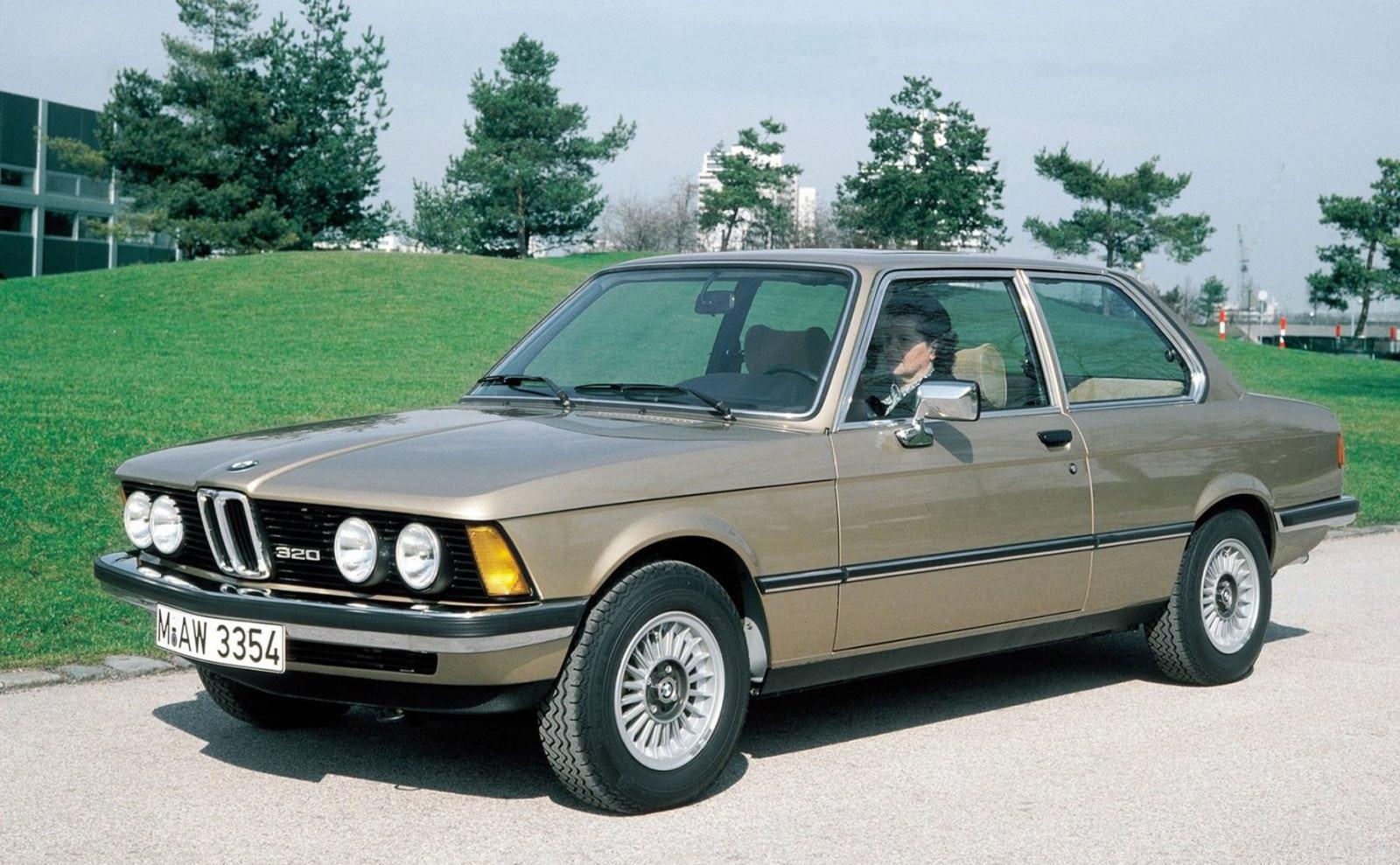 30 лет BMW 3 серии: первое поколение в кузове E21