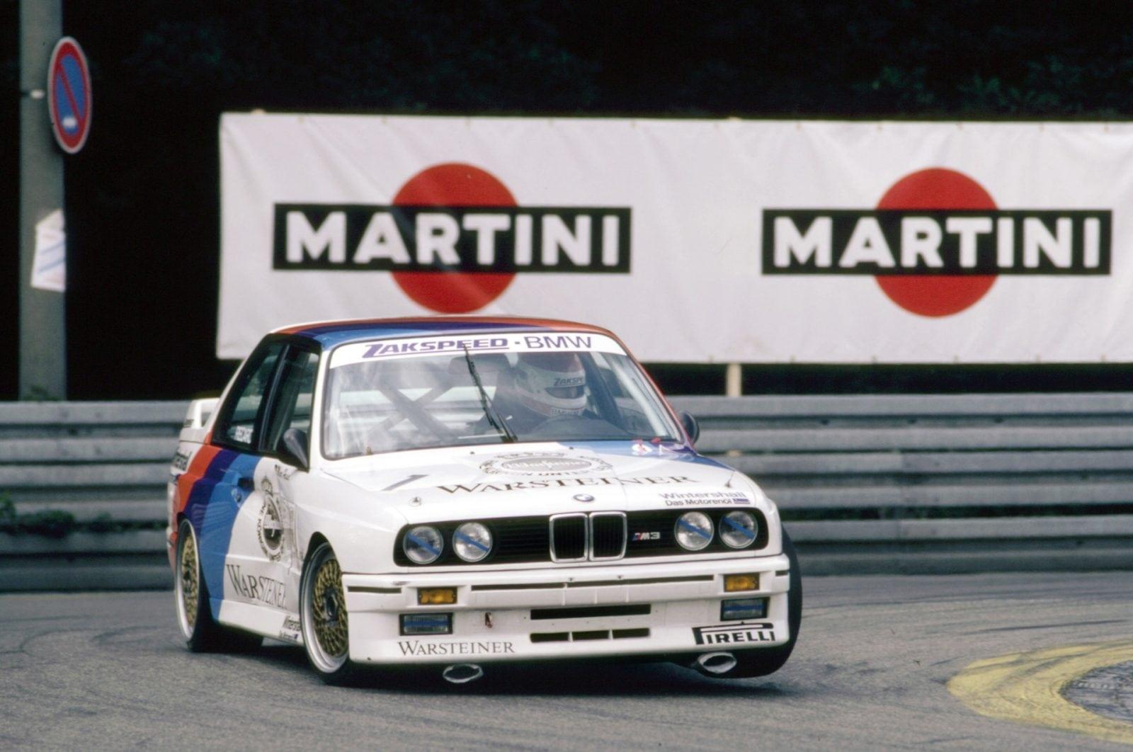 30 лет BMW 3 серии: второе поколение в кузове E30 M3 Group A