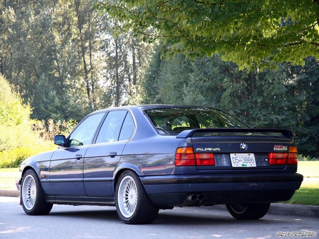 BMW Alpina B10 BITurbo