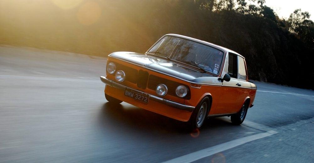 Уникальная коллекция классических BMW 70-80-ых годов