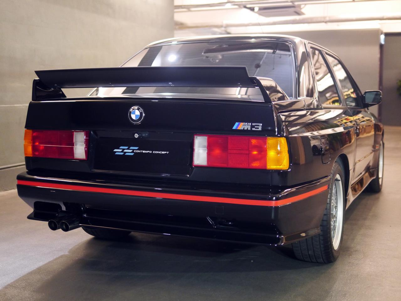 А ты бы отдал 150 000 зеленых за BMW E30 M30 Sport Evolution?