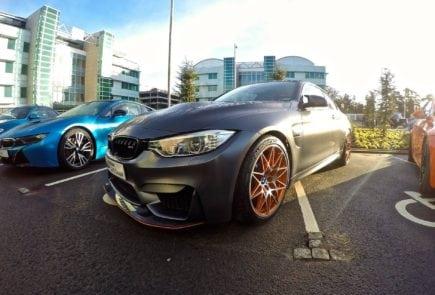Сравниваем рев двигателей: BMW M2 vs. BMW M4 GTS