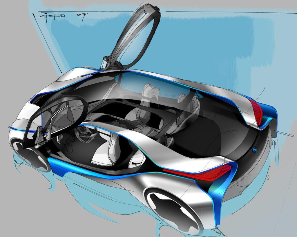 Что такое Efficient Dynamics в автомобилях BMW?