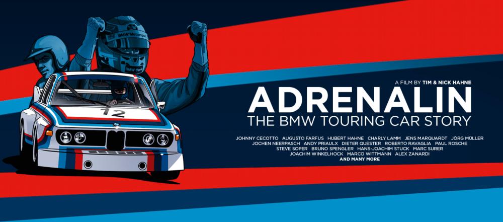 Adrenalin The BMW Touring Car Story - скоро выйдет перевод фильма
