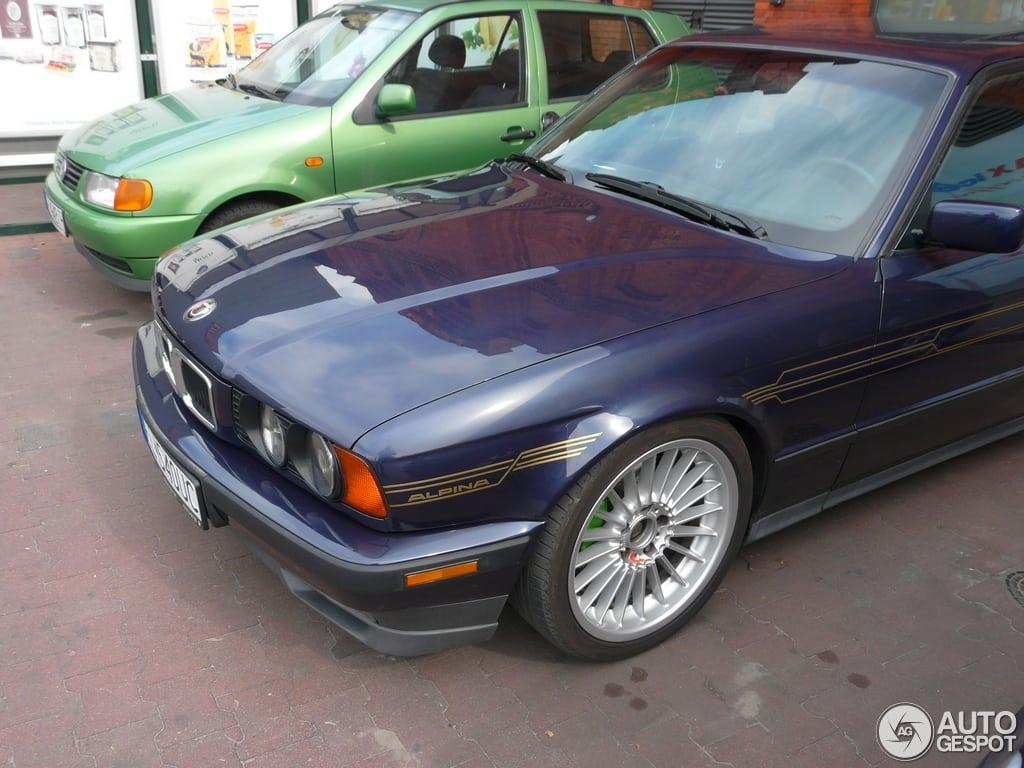 BMW Alpina B10 4.0