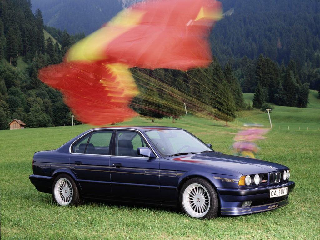 BMW Alpina B10 3,5 / 1 в кузове E34