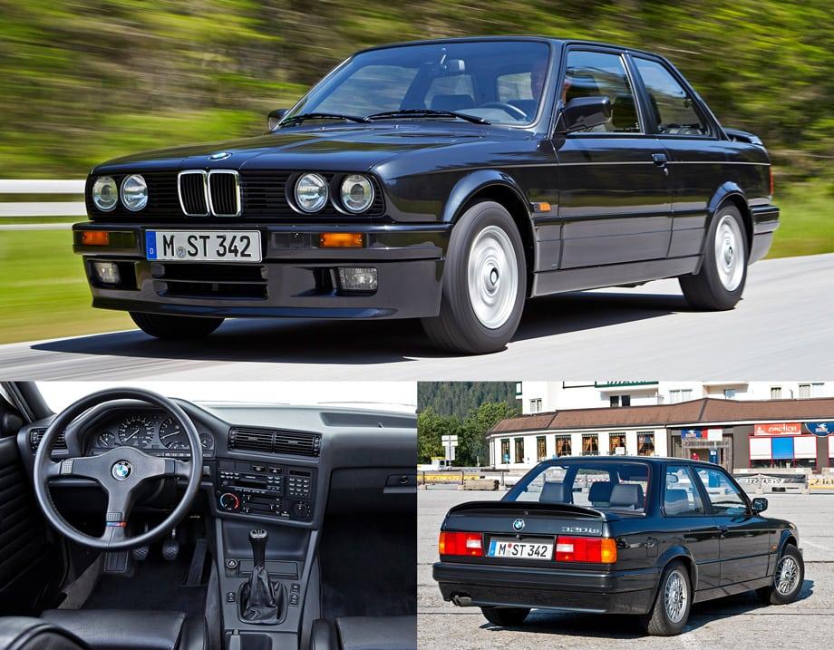 Спецверсия 320is серии Е30 с мотором и коробкой передач от М3 выпускалась с 1987 по 1990 год и экспортировалась исключительно в Италию с Португалией. Всего было сделано 1205 таких седанов и 2540 купе.