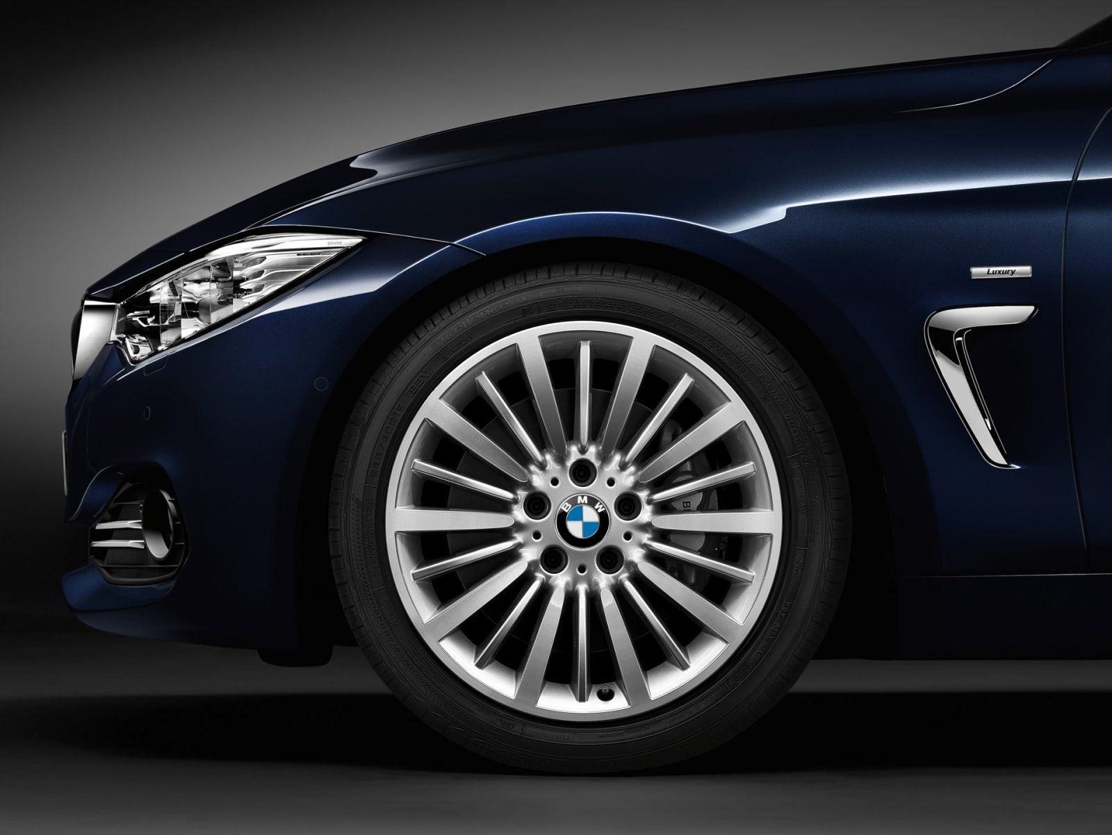 BMW 4 Series F32 Details