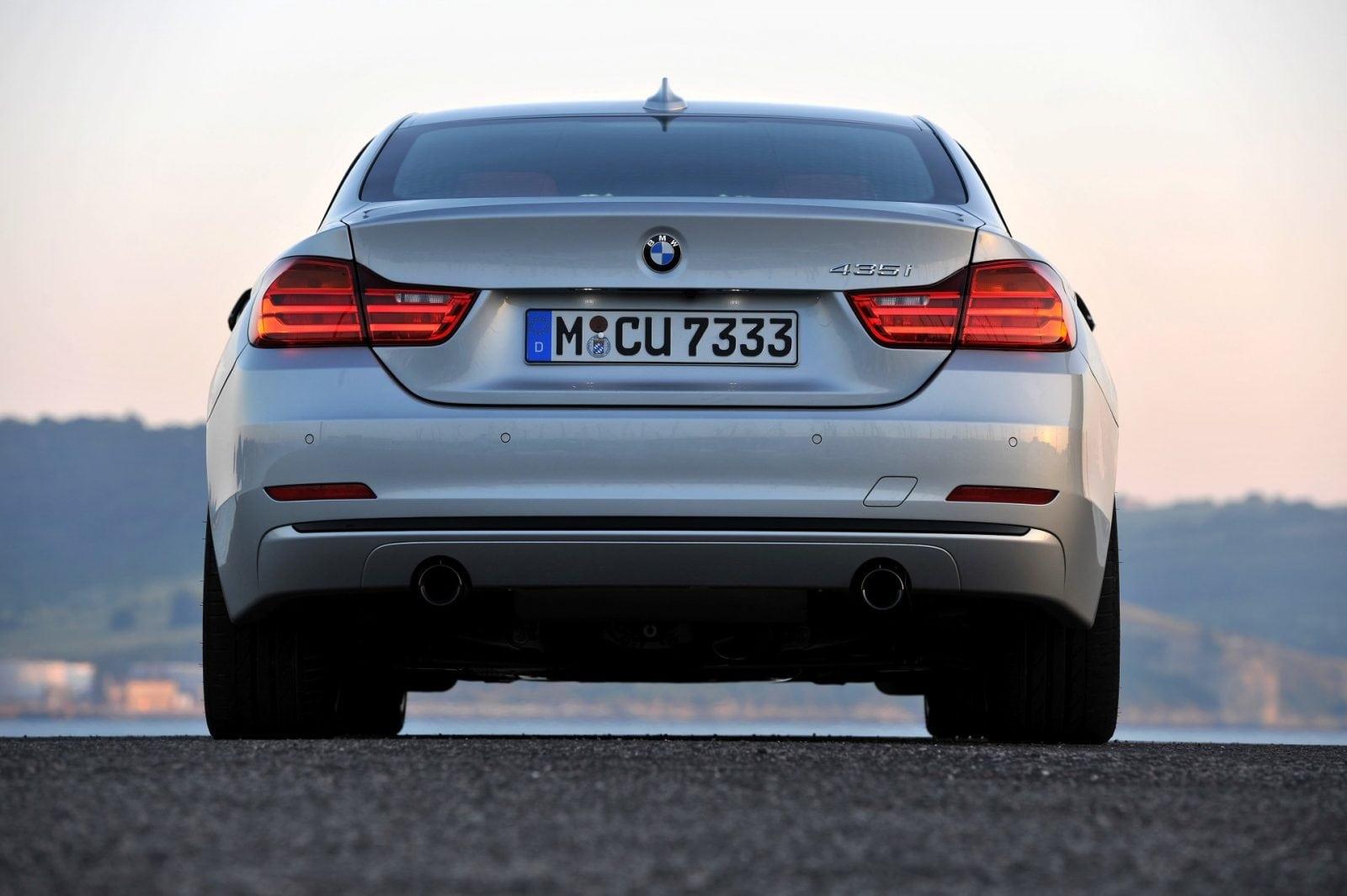 BMW 4 Series F32 Exterior