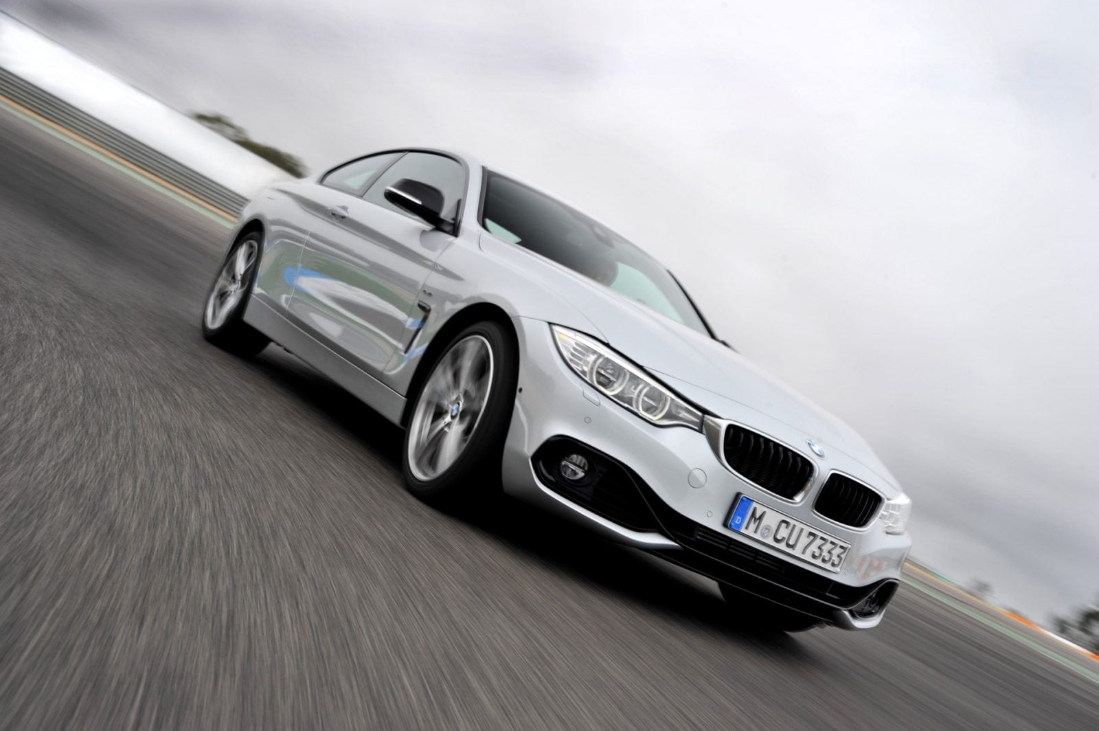 BMW 4 Series F32 435i Review